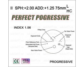 Perfect Progressiv 1.56