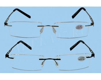 Очки готовые (+ -) B5011