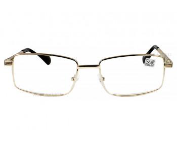 Очки готовые (+) Farsi 7979 золотой