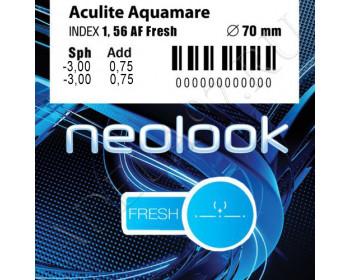 Aculite 1.56 AF Fresh Aquamare