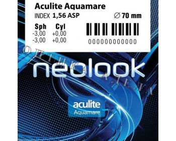 Aculite 1.56 AS Aquamare