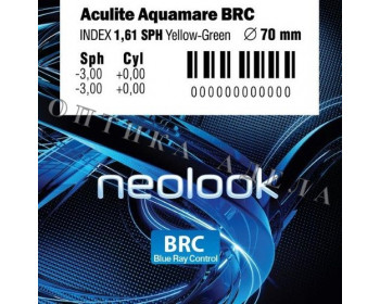 Aculite 1.61 SP Aquamare BRC (Blue Ray Control)
