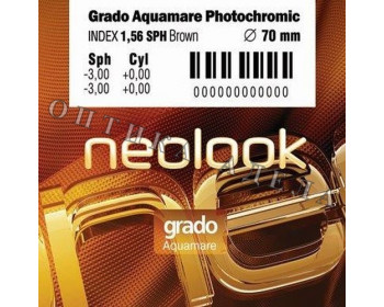 Grado 1.56 Photochromic Aquamare