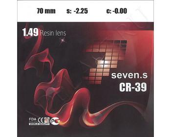 1.49 CR-39 Resin Lens